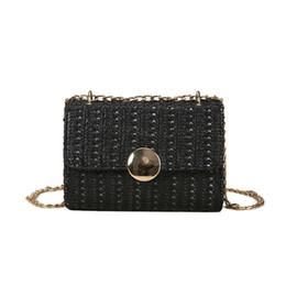 9960ec377f48 Chinese Bags For Women 2018 Straw Handbag beautiful women bag Chain bolsa  feminina Fashion Ladies Shoulder