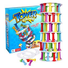 образовательный английский планшет Скидка Лучшая сделка игрушка интересная башня развалиться сосать палку настольная игра наказание детям головоломки веселые игрушки подарки