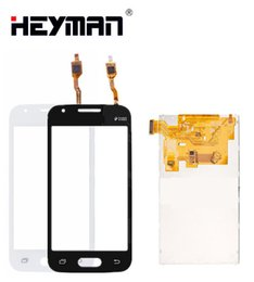 Anmerkung 2 bildschirm online-LCD mit Touchscreen für Samsung Galaxy Note 2 G318 SM-G318ML LCD-Display Digitizer Glass Panel Front