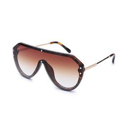 37269bd4be6 2019 gafas de sol de gran tamaño Oversize Square Sunglasses Hombres  Diseñador de la Marca de