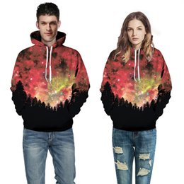 Wholesale Woman Goose Down Coat Sale - Hot Sale Starry Sky Mens Clothing Hoodie Winter Coat Goose Down Windbreaker Winter Fall Jacket Suitable For Men And Women Free Shipping