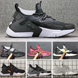 new products ac2a2 1f6e8 Männer Hohe Gang Laufschuhe Mesh Einzigartige Huarache 6 X Schuhe Athletic  Trainers Rot, Weiß, Grün Schwarz, Blau Atmungsaktiv Huaraches Sp