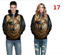 Wholesale Naturals Themes - 2018 Newest 3D Print Christmas Halloween Skull Theme Pullover Hoodies for Women men Causal Loose Plus Size Sweatshirts Femme