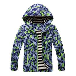 cappotto sportivo dei ragazzi 12 Sconti Ragazzi Giacche 3-12 anni Abbigliamento per bambini Cappotto sportivo Waterprodf Giacca a vento per bambini Giacche Capispalla Cappotti Primavera Autunno Tops