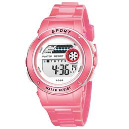 SB0039 nouvellement Enfants Garçons Étudiant Montre Vintage famouse marque Filles Sport LED Numérique Date Montre-Bracelet Électronique Horloge Cadeau L30 ? partir de fabricateur