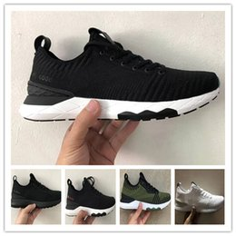 Wholesale Fl Blue - 2018 New FLOATRIDE 6000 Running shoes for FL 6000 men Black white blue red fashion sneakers size 40-45