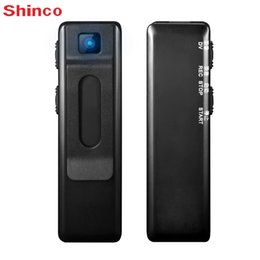 Wholesale digital pen camcorder - Shinco X9 8GB Digital Camcorder Professional Audio Recorder Voice Pen Dictaphone Digital Voice Recorder with Camera Gifts