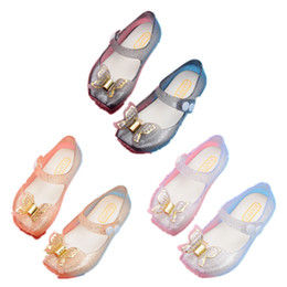 factory shoes sandals Promo Codes - Butterfly Princess shoes 2018 summer new girl sandals factory direct children girls princess shoes Free ship A-557