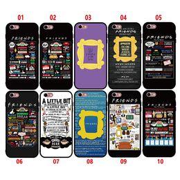 Новый стиль друзья ТВ-шоу чехол для iPhone 8 7 6 6 S plus x силиконовый чехол роскошный ультра тонкий мягкий TPU для iPhone 5 5s se мешок мобильного телефона от