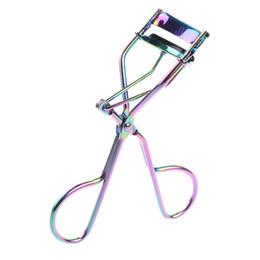 Attrezzi caldi curling online-All'ingrosso Nuovo Hot Protable Colorful ciglia bigodino di pinzette Curling Eye Lashes Clip di bellezza estetica strumento di trucco