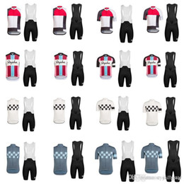 New arrival goods Rapha team Cycling sleeveless Jersey Short Sleeves Summer mens  Cycling Clothes Bike Wear Breathable bib shorts kits F60602 cc22f3023