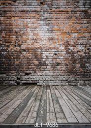 Estudio de la boda de fondo wallpaper online-Fondo de pantalla de pared de ladrillo 5X7ft Niños Fotografía de boda del bebé Fondos de vinilo para Photo Studio Galería Telones de fondo 9686