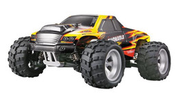 Wholesale Wltoys Buggy - Wholesale- WLtoys A979-A RC High Speed Car 2.4GHz 2CH 1:18 4WD Buggy Off-road RC Car 35KM H - RTR VS a959 a959-b a969 a969-b a979 a979-B