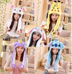 Nouvelles oreilles Hot Bunny déplacera le chapeau de lapin. ? partir de fabricateur