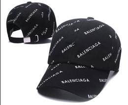 Wholesale kpop hats - 2018 kpop VETEMENTS Big Daddy 18FW BNIB White Unisex Logo Baseball cap Adjustable dad tactical baseball hat beanie cap casquette