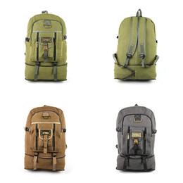 2018 mochilas al aire libre Mochila de viaje de nylon a prueba de agua Tactical Army Bag Camping mochila Durable bolso de escuela desde fabricantes