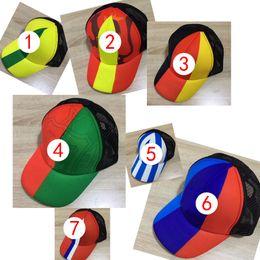2018 Rusia World Cup cap enarboló Cap Tema Cap Bordado Country Team Symbol  Caps Sports Gorras de béisbol ajustable para hombres y mujeres 50pcs  económico ... 4afa63f98f0