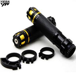 ручки для ручек 22 мм Скидка 22MM Мотоцикл Углеродное волокно Ручка для ручек Ручки для YAMAHA XJR400 XJR1200 XJR1300 XJ600 XJ6 MT07 MT09 Z250 Z900RS Z800
