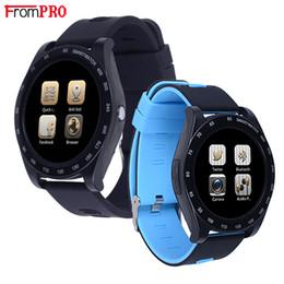 2018 smart watch z1 homens smartwatch pedômetro relógio de fitness câmera cartão sim mp3 player relogio masculino para android assista telefone de Fornecedores de relógio inteligente para android