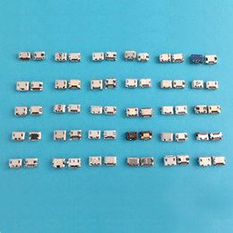телефонные звонки китай Скидка 30models для Huawei Lenovo Sony ZTE Alcatel Китай телефон USB порт для зарядки Рога женский мужской разъем разъем разъем