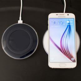 Qi Cargador Inalámbrico Para iPhone X 8 Samsung Note 8 S8 Plus S7 S6 Edge Teléfono Receptor de Carga Inalámbrico Muelle de Acoplamiento desde fabricantes