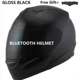 hot-pink-fahrräder Rabatt Motorrad Helm Lautsprecher Bluetooth Intercom Headset, BT Sprechanlage Kommunikation Bluetooth Kopfhörer Anruf Musik