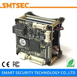 Wholesale Onvif Cctv Network Ip Camera - SMTSEC SIP-E274K UHD 4K PCB Board Camera Network SONY IMX274 Hi3519 CCTV Security ONVIF Audio P2P H.265 8MP IP Camera Module