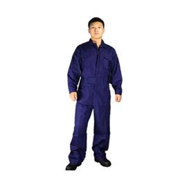 uniformes de segurança Desconto 100% algodão Homens Safety Bib macacões roupas de trabalho dos homens masculino ferramental outerwear macacão masculino desgaste do trabalho uniformes 071704