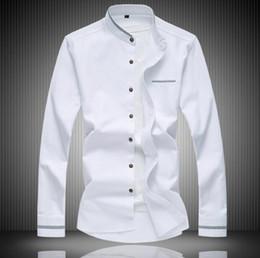 Solide Männer Shirts Business Büroarbeit Langarm Casual Fashion Dress Shirt Social Marke Kleidung Plus Größe 4xl X152 Strickjacken Pullover