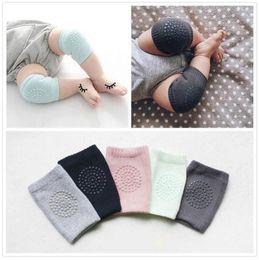 Wholesale Toddler Animal Socks - New Design Cotton Fashion Baby Crawling Socks Environmentally Friendly Plastic Anti-skid Children Knee Pad Toddler Clothing Free Shipping