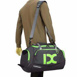 2019 moda para homens grandes 2018 Nova Moda homens mulheres bolsa de viagem duffle bag, bolsas de marca designer de bagagem grande capacidade saco de desporto desconto moda para homens grandes