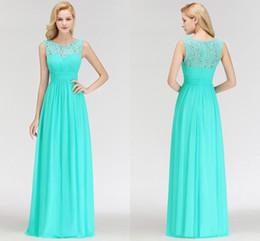 Aqua Lace Bridesmaid Dresses