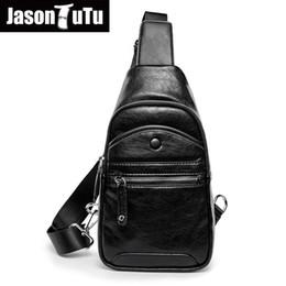 bb86246ab57c 2019 сумка на палубе JASON пачка Марка дизайн груди пакет одно плечо  мужчины сумка, человек