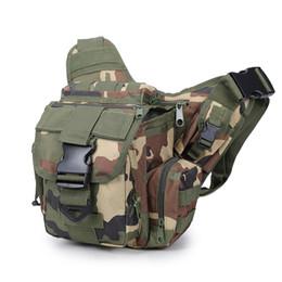 Canada Militaire Tactica Militaire Fan Fan Saddle Bag Poches Outdoor Sport Randonnée Courir Chasse Épaule Messenger Bag supplier bag pockets army Offre