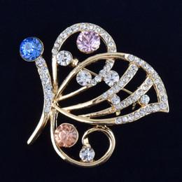 Canada Hot Cute Animal Papillon Broches Émail Coloré Broches Et Broches Pour Femmes Vintage De Mode Bijoux Partie Cadeaux Offre