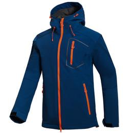 Sıcak Su Geçirmez Polar Softshell Yürüyüş Ceketler Erkekler Açık Spor Dağ Tırmanma Avcılık Ceket Yağmur Kayak Ceket nereden