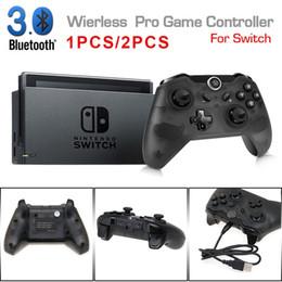Canada Manette de jeu sans fil Bluetooth pour manette de jeu Joypad pour console Nintendo Switch / Console Pro chaude Offre
