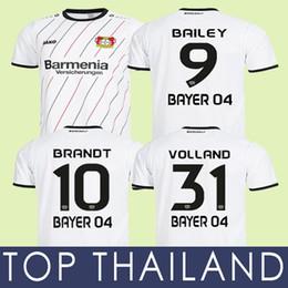 Seconda Maglia Bayer 25 LeverkusenLucas Alario