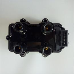 2019 cableado del paquete de bobina Bobina de encendido para CITROEN PEUTEOT FIAT OEM 597048,597060,96074054
