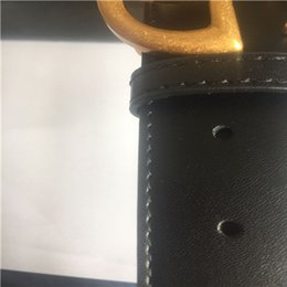 Wholesale Patterns Pictures - 3.8cm .2.0cm buckle High quality leather fashion Smooth pattern picture Belts designer Belt Men and women brand Belt with box.