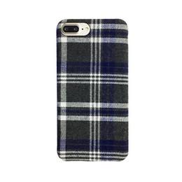 Canada Pour IPhone Xs Max Téléphone Cas Classique Coton Automne Hiver Couverture de Téléphone D'hiver pour Iphone XR XS I7 / 8 Plus 6 / 6s Plus 5s 5c Offre