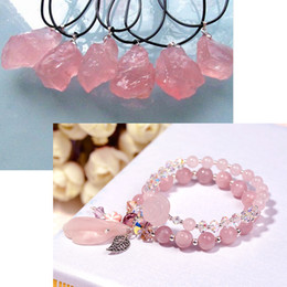 Wholesale China Pole - China decor diy Suppliers 100g Pink Rose Quartz Crystal Stone Genuine Natural Gemstones Polished Healing Crystals Specimen DIY Decoration