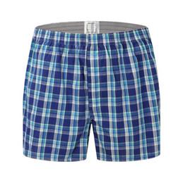 Sous-vêtements décontractés à la maison en Ligne-Nouveau Stly Men Lounge Shorts Sous-vêtements Sous-vêtement Home Pantalons Boxers Respirez Pantalon Décontracté Pantalon De Sommeil Pantalon Classique Basics Hommes