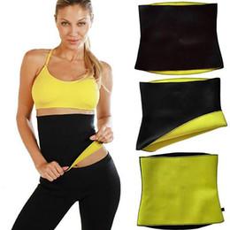 e0e0cc139cc8d Women Shaper Neoprene Abdominal Slimming Belt Weight Loss Sweat Sauna  Neoprene Body Shaper Belt Hot Shapers Waist Trainer Corset