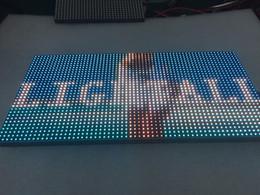 Paneles de módulos led online-64x32 píxeles de interior RGB hd p5 llevó el módulo de pared de video de alta calidad panel LED pantalla a todo color 320x160mm P3 P4 P5 P6 P8 módulo P10