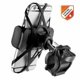 2019 mini bolas magneticas Soporte para teléfono de bicicleta Soporte para bicicleta Teléfono celular universal Soporte para bicicleta Manillar Soporte para motocicleta Cuna para teléfonos inteligentes