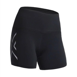 Wholesale Wholesale Board Shorts Clothing - Compression Base Layer Tights Women Running Shorts Yoga Sports Board Joggers Tights Leggings Fitness Leg Gym Clothes 22% Spandex