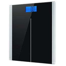 Wholesale Auto Steps - Bathroom Weighting Scale LCD Digital bathroom scale Precision auto-step-on 180KG 396LB