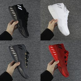 Wholesale Mens Christmas Socks - Newest Crazy Explosive Boost 2017 Mid Low Andrew Wiggins Mens Basketball Shoes for Men Socks Sports Training Sneakers With Box Size 7-12