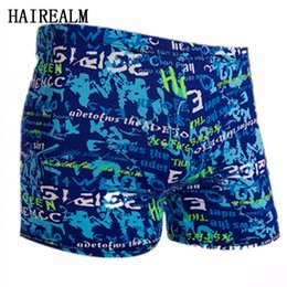 Discount yellow swimming suit - Surf beach mens swimming trunks swimwear men Bathing Suit male swimming trunks Quality Waterproof swiming briefs shorts